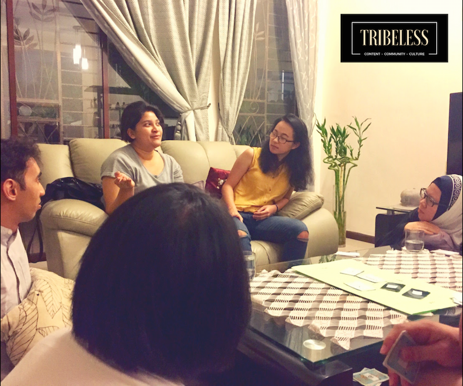 Tribeless Dinner